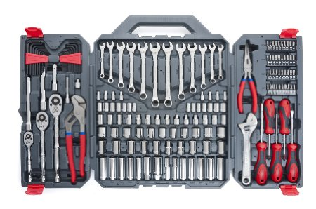 Normally $206, the #1 bestselling tool set is 64 percent off today (Photo via Amazon)