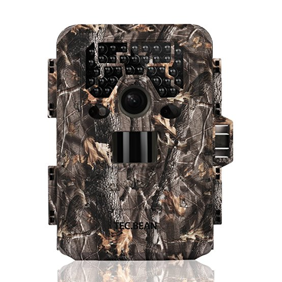 Normally $160, this trail camera is 57 percent off with this code (Photo via Amazon)
