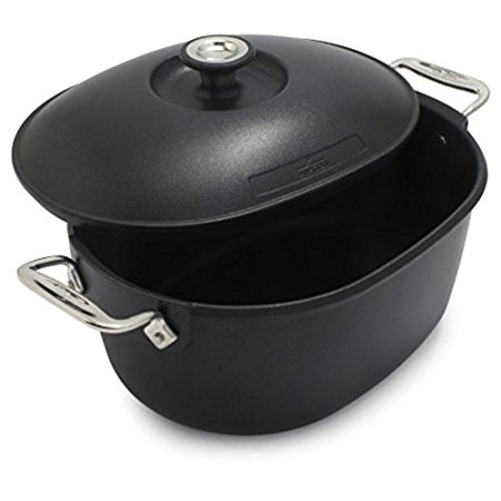 Normally $100, this dutch oven is 41 percent off today (Photo via Amazon)