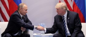 REPORT: Trump Ignored Explicit Advice To Not Congratulate Putin On Victory