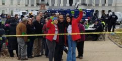 Arrests on Capitol Hill (TheDCNF)