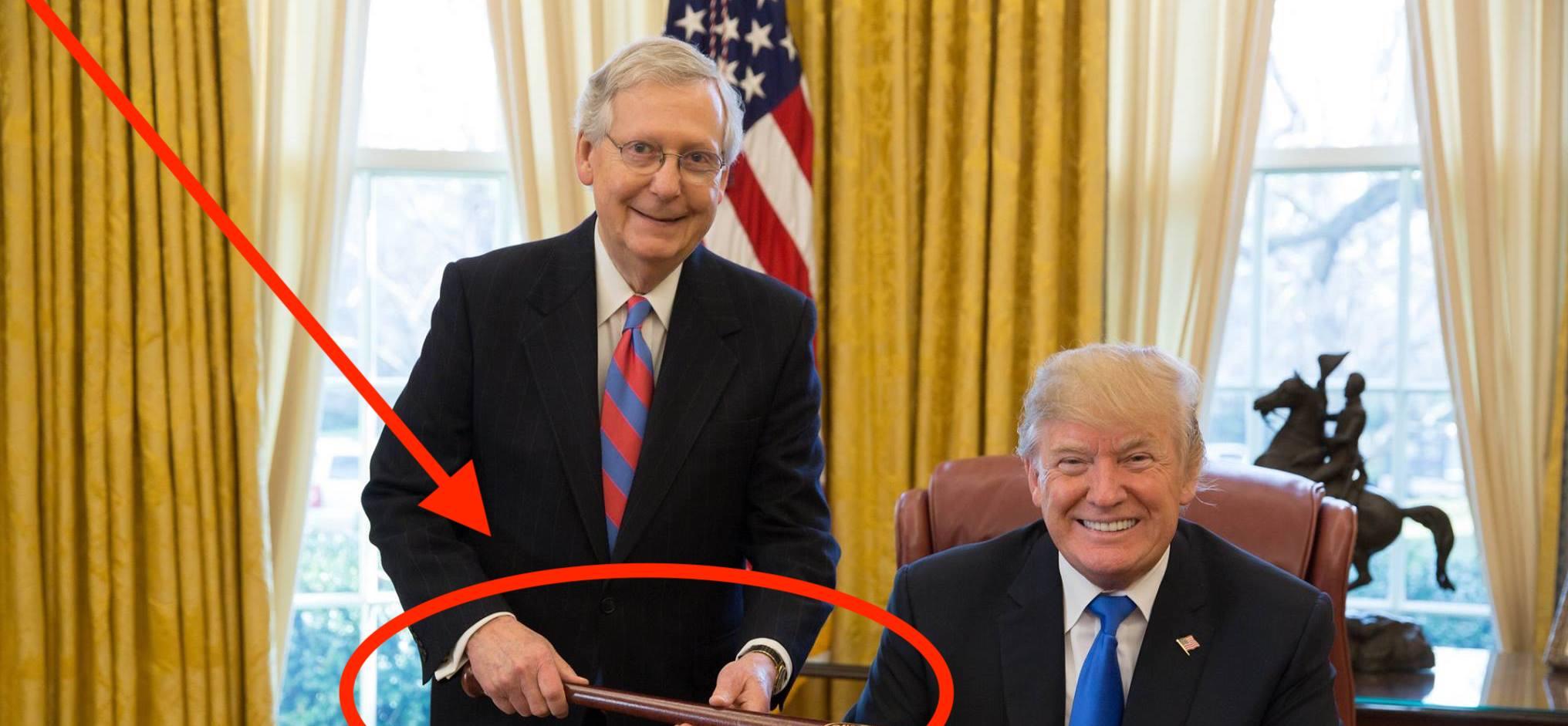 Facebook: Senator Mitch McConnell