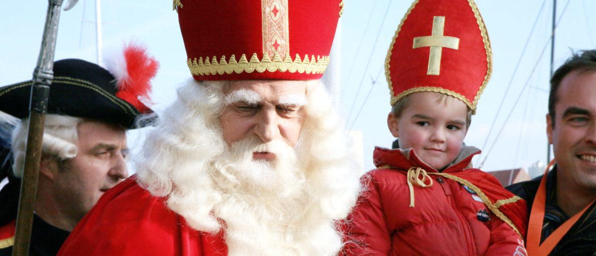 A Dutch Rendition Of Saint Nicholas (shutterstock/ Katarzyna Mazurowska)