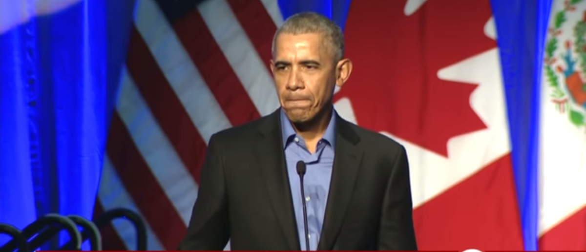 Obama Takes Credit For Economic Recovery, Thanks Himself [VIDEO]