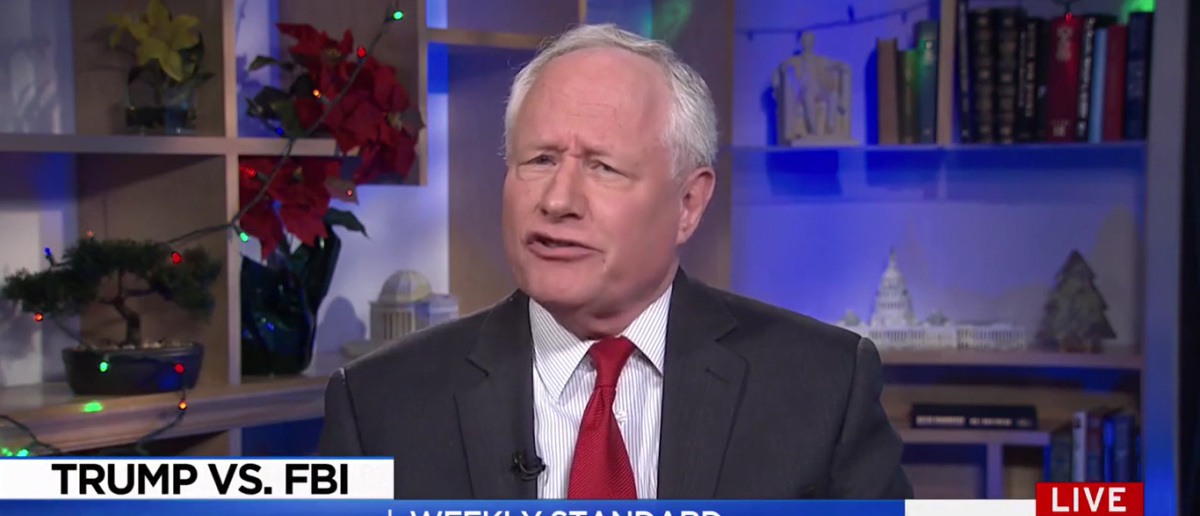 Bill Kristol Accuses Trump Of Wanting To End Russia Investigation MSNBC 12-26-17