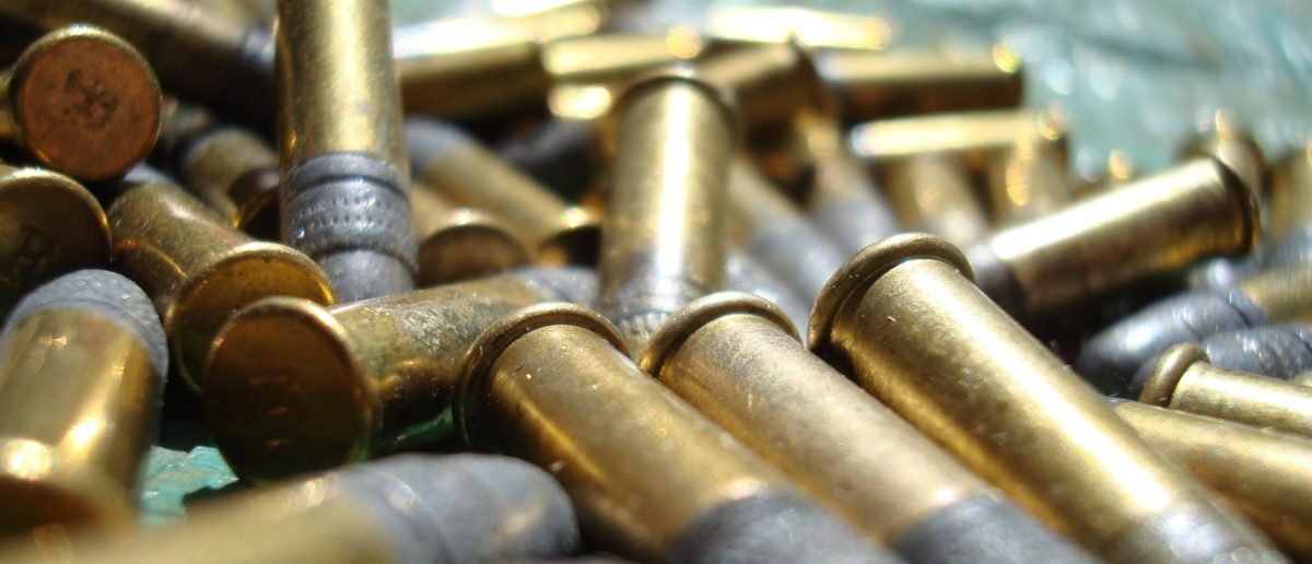 Bullets Up close (ShutterStock/Thanatos Media)