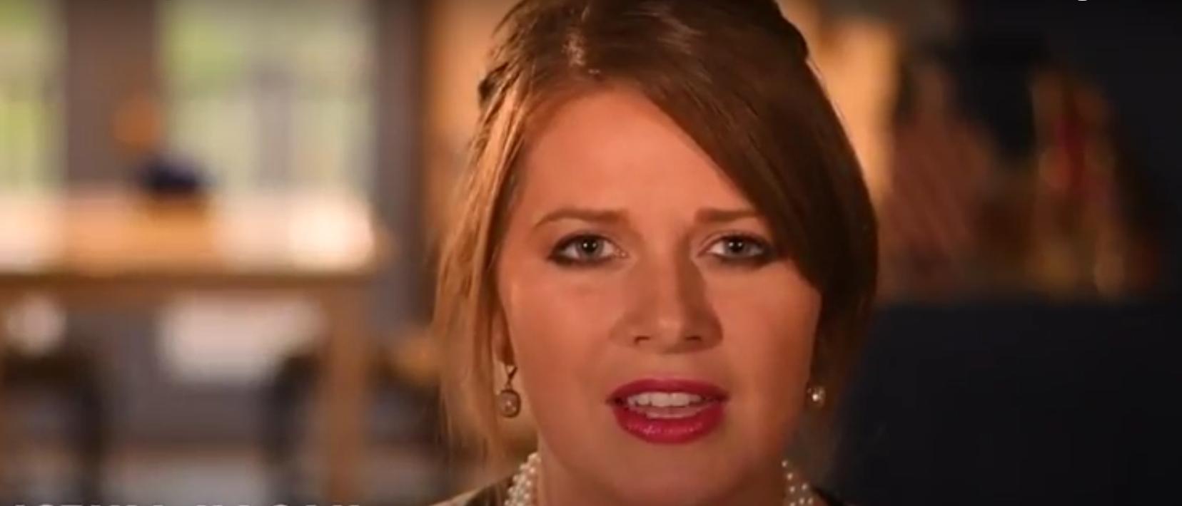 Christina Hagan/Hagan for Congress/YouTube screenshot