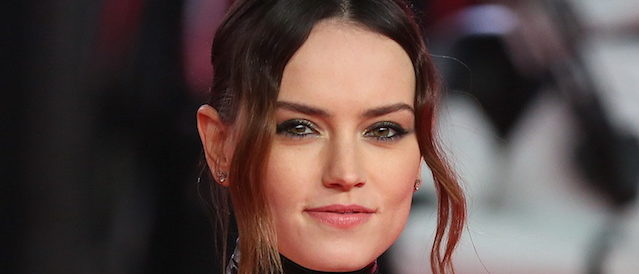 Daisy Ridley attends Star Wars: The Last Jedi - European Premiere at Royal Albert Hall in London. Pictured: Daisy Ridley Ref: SPL1637114 131217 Picture by: Ana M Wiggins / Splash News