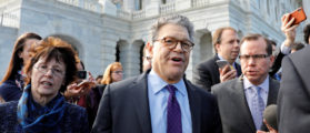 Al Franken Still Hasn't Said When He's Actually Resigning