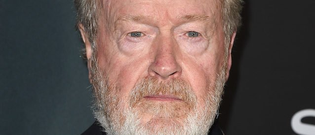 """BEVERLY HILLS, CA - DECEMBER 18: Ridley Scott attends the premiere of Sony Pictures Entertainment's """"All The Money In The World"""" at Samuel Goldwyn Theater on December 18, 2017 in Beverly Hills, California. (Photo by Kevin Winter/Getty Images)"""