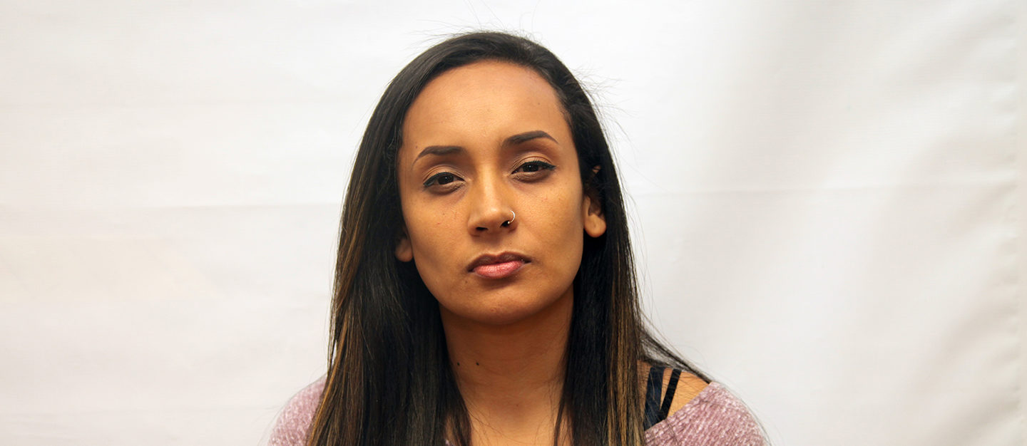 Here is a photo of Erika Andiola. (Photo courtesy of Our Dream/fightforourdream.org)