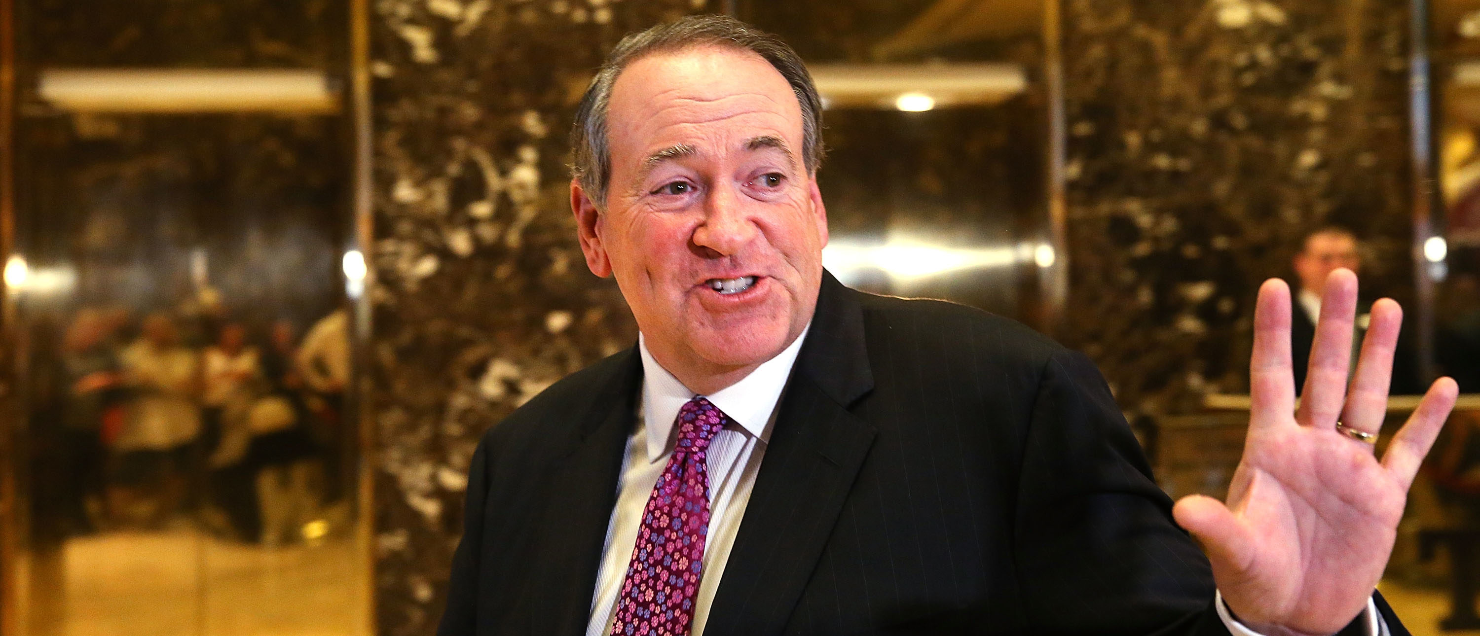 Mike Huckabee Fires Back Against Racism Allegations After Pelosi Tweet — 'MS-13 Is Not A Race'