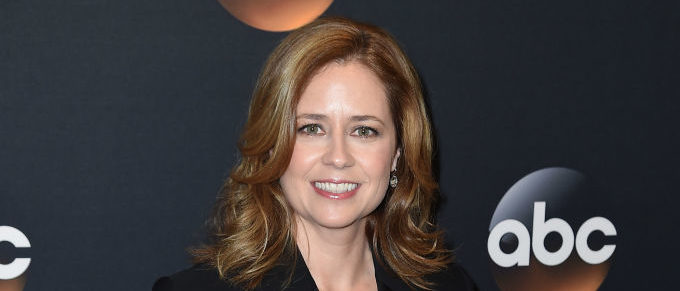 NEW YORK, NY - MAY 16: Jenna Fischer attends the 2017 ABC Upfront on May 16, 2017 in New York City. (Photo by Nicholas Hunt/Getty Images)