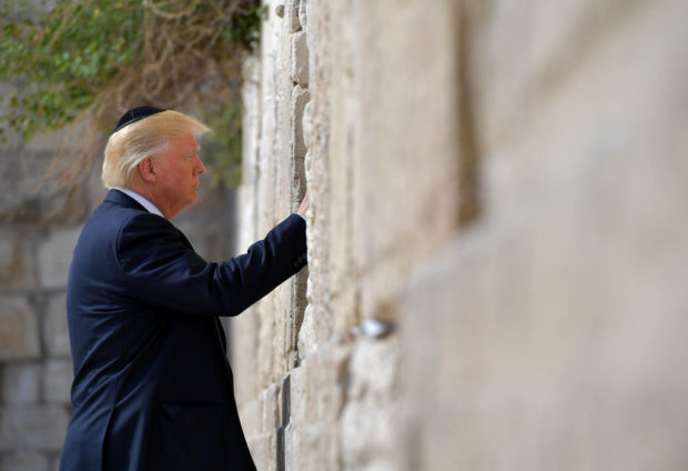 Trump has plan to declare Jerusalem Israel's 'undivided' capital