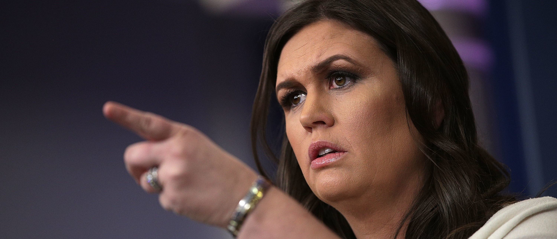 Sarah Sanders (Getty Images)