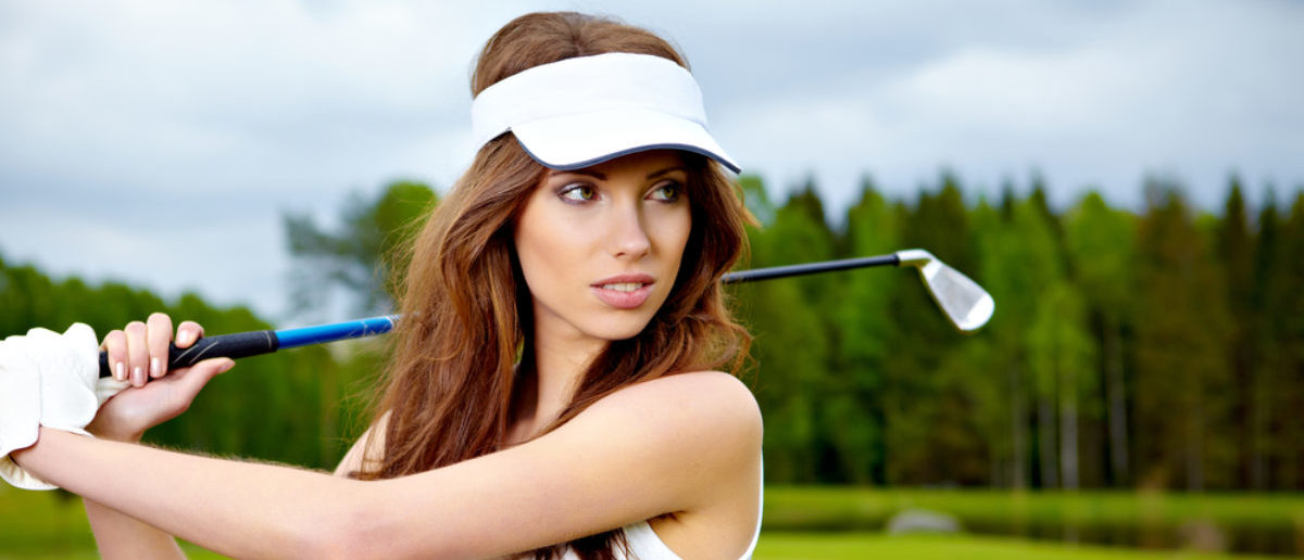 Golfer (Credit: Shutterstock)