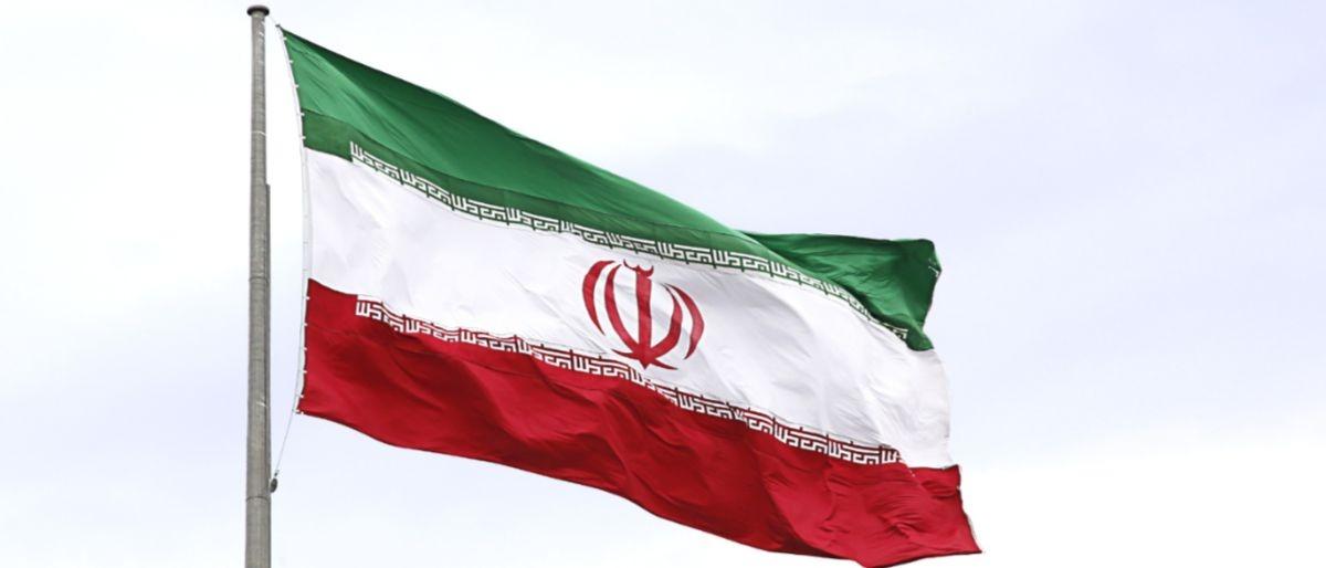 Iran flag Shutterstock/saeediex
