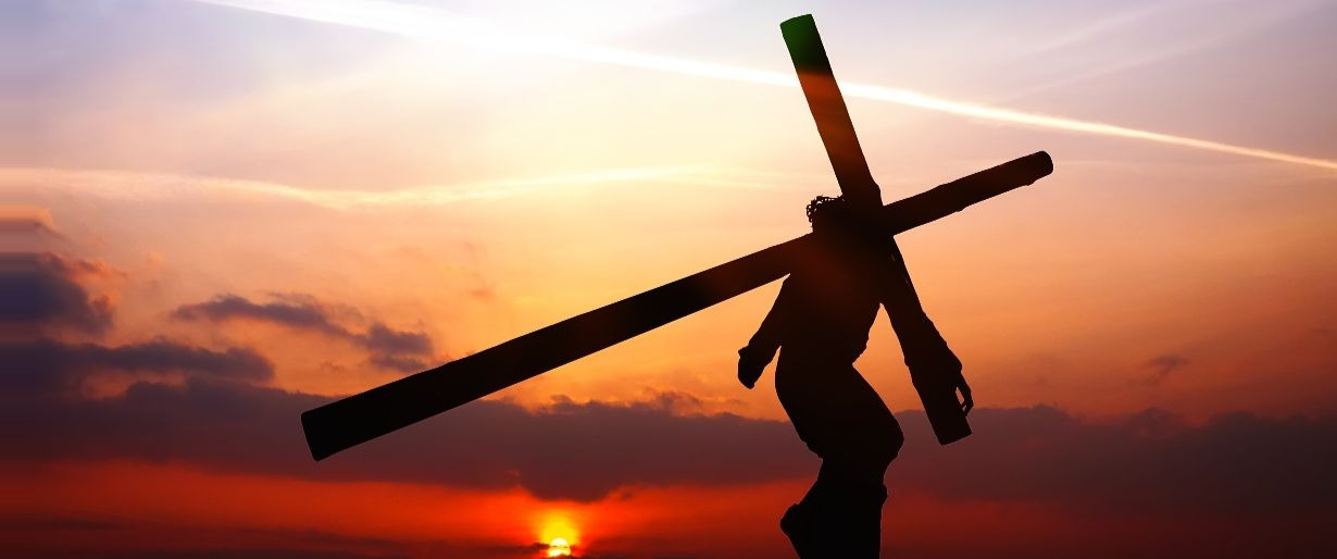 Jesus crucifixion Shutterstock/WDG Photo