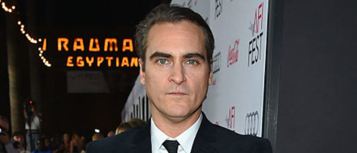 Check Out Joaquin Phoenix As The Joker In Terrifying Photo From The New Movie