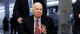 McCain Won't Be Back In DC Until January