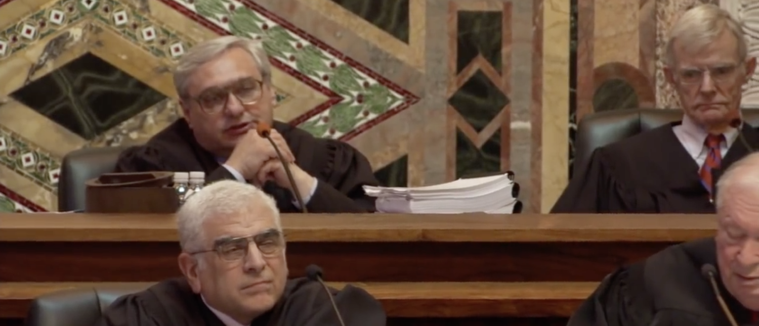 Judges of the 9th Circuit during oral argument in April 2010. (YouTube screenshot/U.S. Court of Appeals for the 9th Circuit)