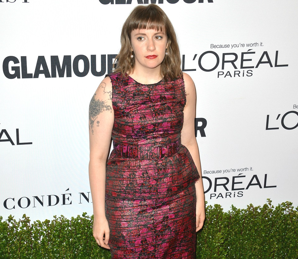 Lena Dunham Shutterstock Featureflash Photo Agency