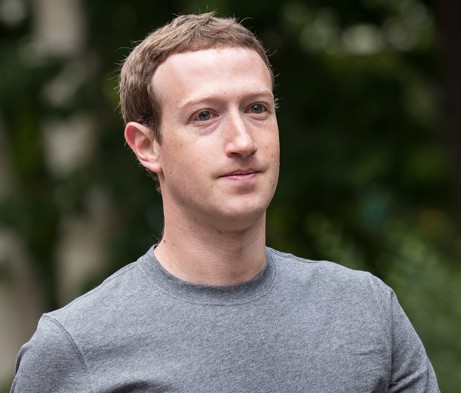 Mark Zuckerberg Getty Images Drew Angerer