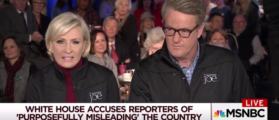 MSNBC's Mika Brzezinski: Sarah Sanders Is 'Helping Damage This Republic'