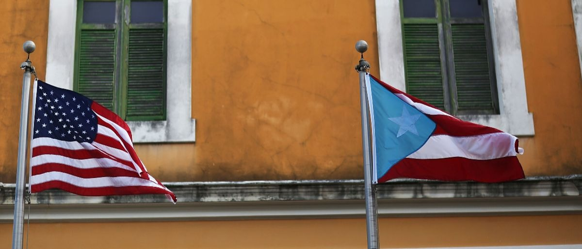 Puerto Rico Getty Images/Joe Raedle