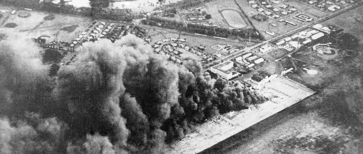 'A Day That Will Live In Infamy': Pearl Harbor Remembered In Silence 79 Years Later
