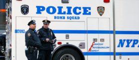 PHOTO Emerges Of Injured Alleged NYC Terrorist