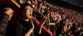 Thousands Watch As China Sentences 10 To Death In A Packed Sports Stadium
