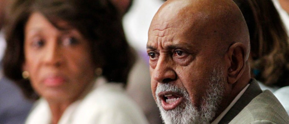 U.S. Rep. Alcee Hastings in Miami Gardens, Florida in August 2011. REUTERS/Joe Skipper