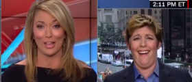 'Shameful': CNN's Sally Kohn Gets Triggered Over Tax Cuts [VIDEO]