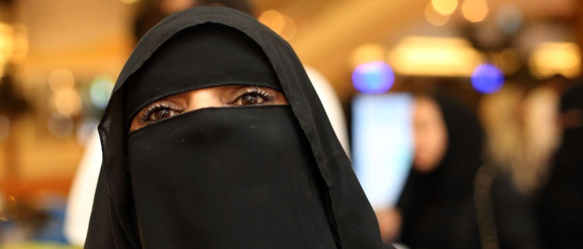 Saudi woman Getty Images/Jordan Pix