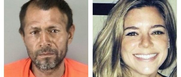 Jose Garcia Zarate, Kate Steinle (CBS)