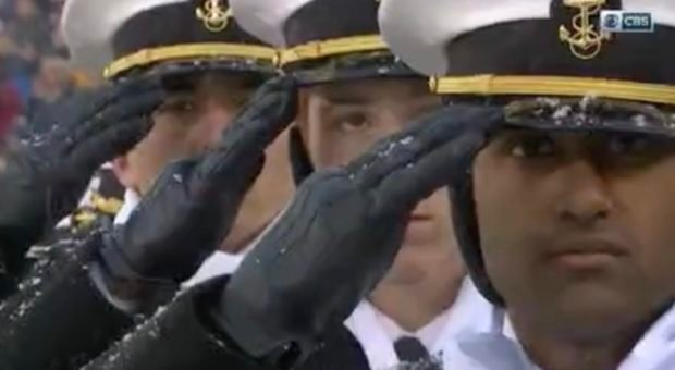 Army beat Navy for the second consecutive year in Philadelphia.