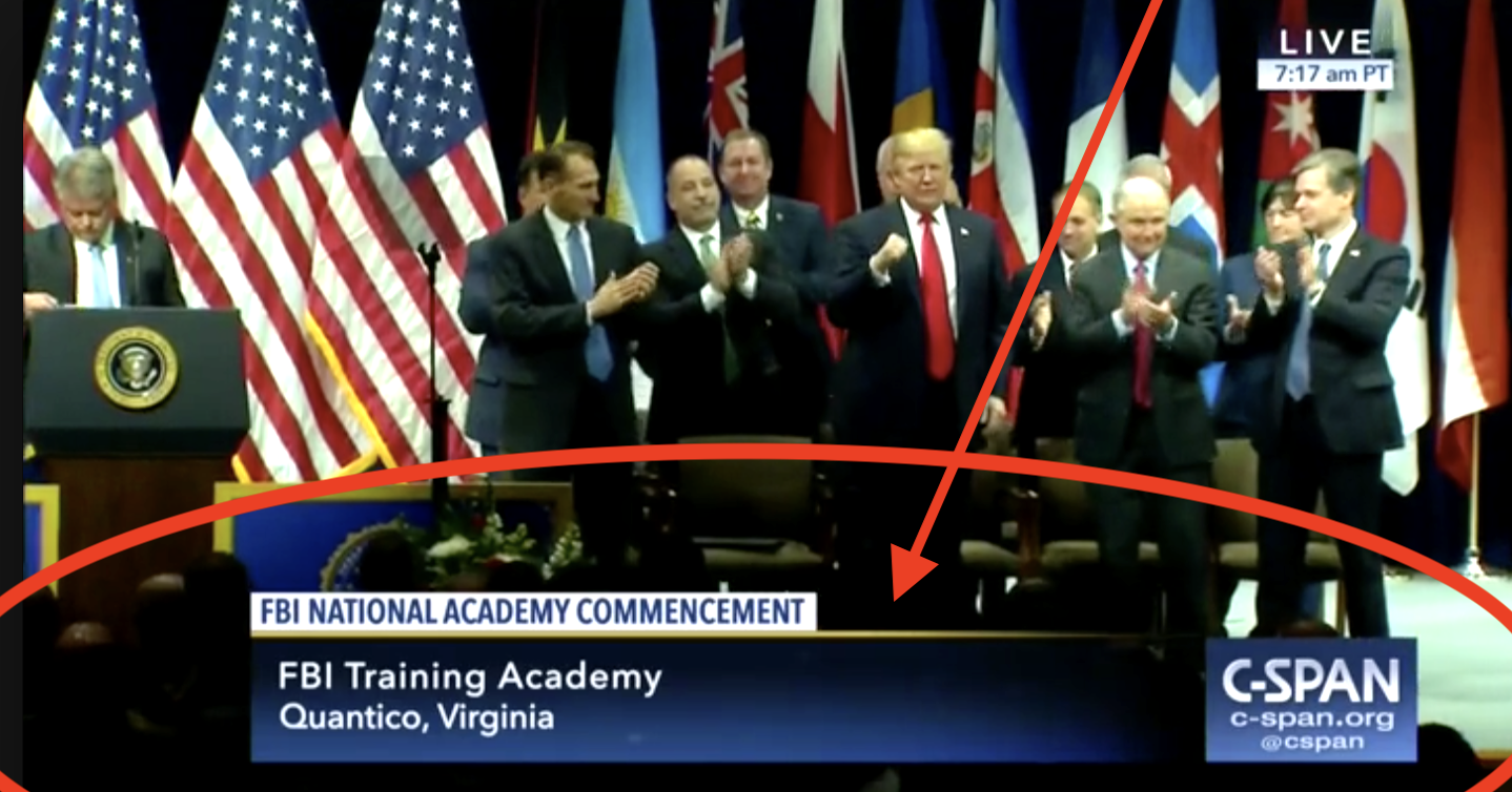 Donald Trump (screenshot: CSPAN 2)
