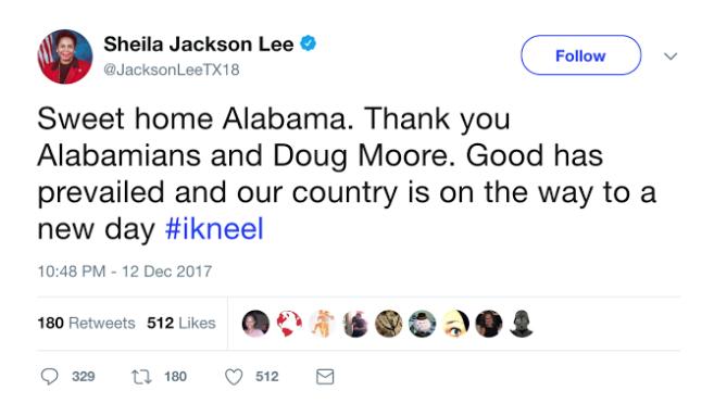 Roy Moore and Doug Jones battle for Alabama Senate seat