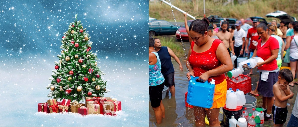 Christmas In Puerto Rico.The Federal Regulators Whining About Christmas Bonuses In
