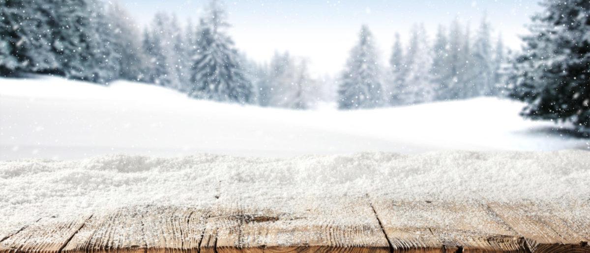 Snow (Credit: Shutterstock)