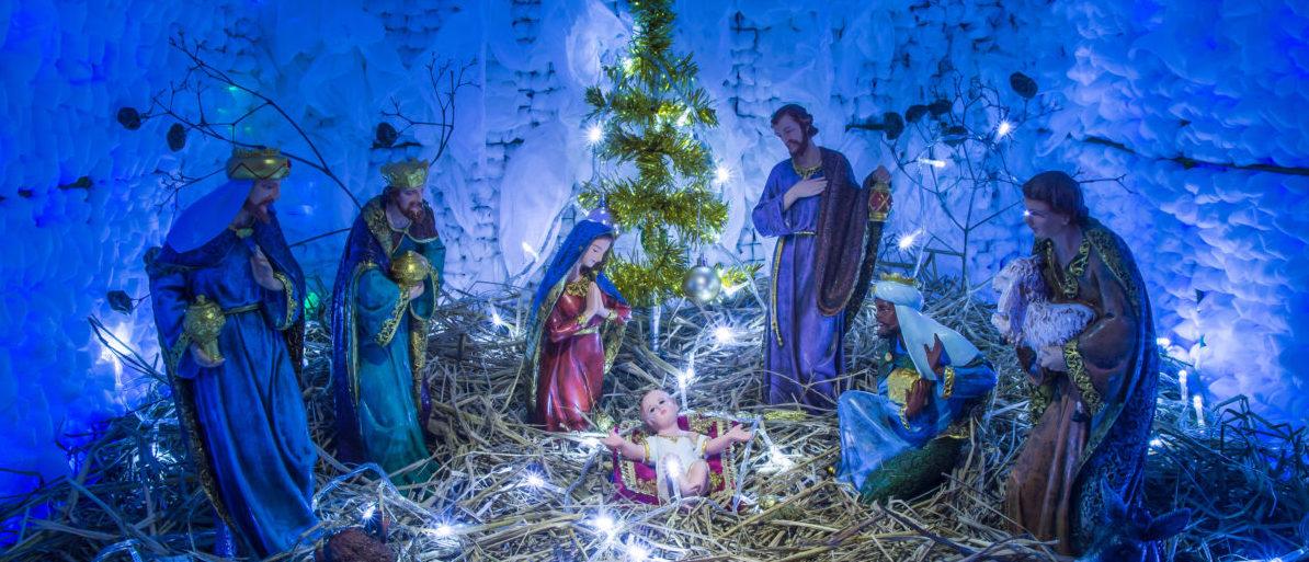 The Birth Of Jesus Christ (shutterstock/pema)