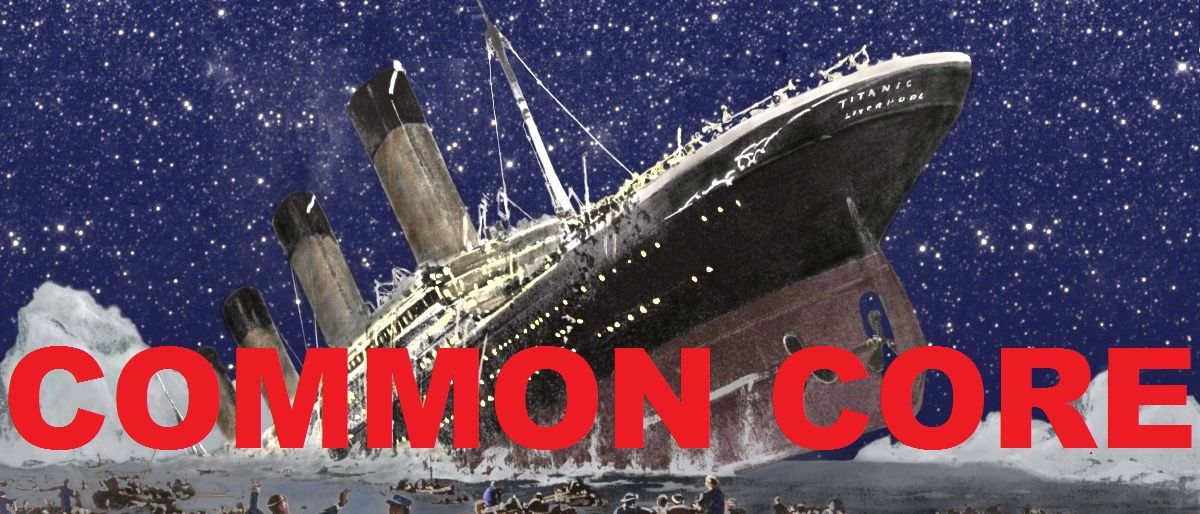 Common Core Titanic Shutterstock/Everett Historical