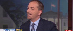 Chuck Todd: 'Slippery Slope' To 'Thought Police' FBI Agents For Their Political Opinions [VIDEO]