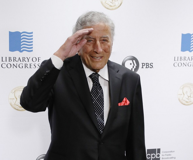 Tony Bennett Getty Images/Dominick Reuter
