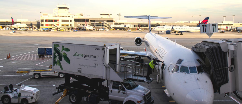 Flight operations at Atlanta Airport in early December (Photo: Shutterstock/Kate Scott)