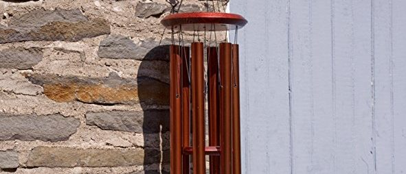 Normally $50, this wind chime is 37 percent off today (Photo via Amazon)