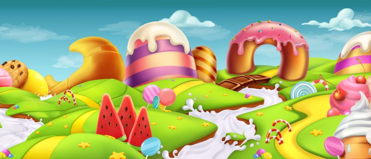 candy fantasy Shutterstock/Natykach Nataliia