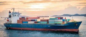 cargo ship Shutterstock/Mr Kosal