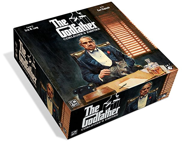 Normally $80, The Godfather: Corleone's Empire is 50 percent off today (Photo via Amazon)